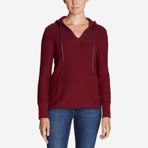 Eddie Bauer | Shasta Cable Knit Pull Over